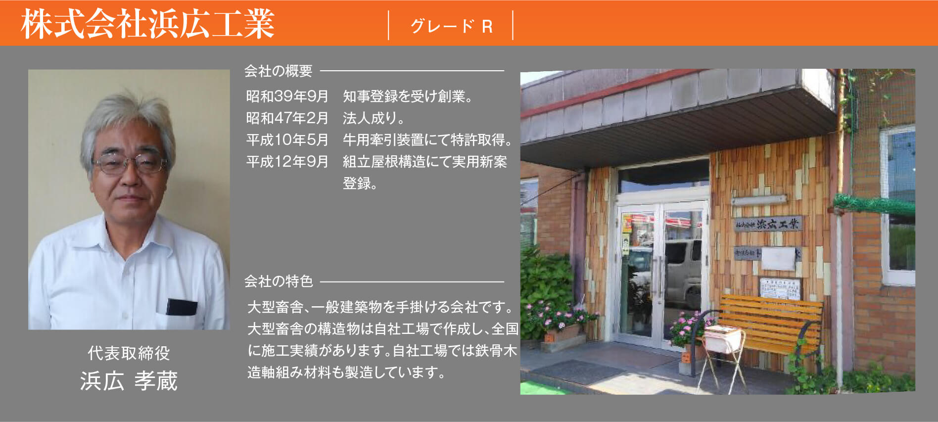 株式会社 浜広工業